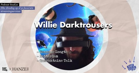 Willie Darktrousers DATmag. Podcast