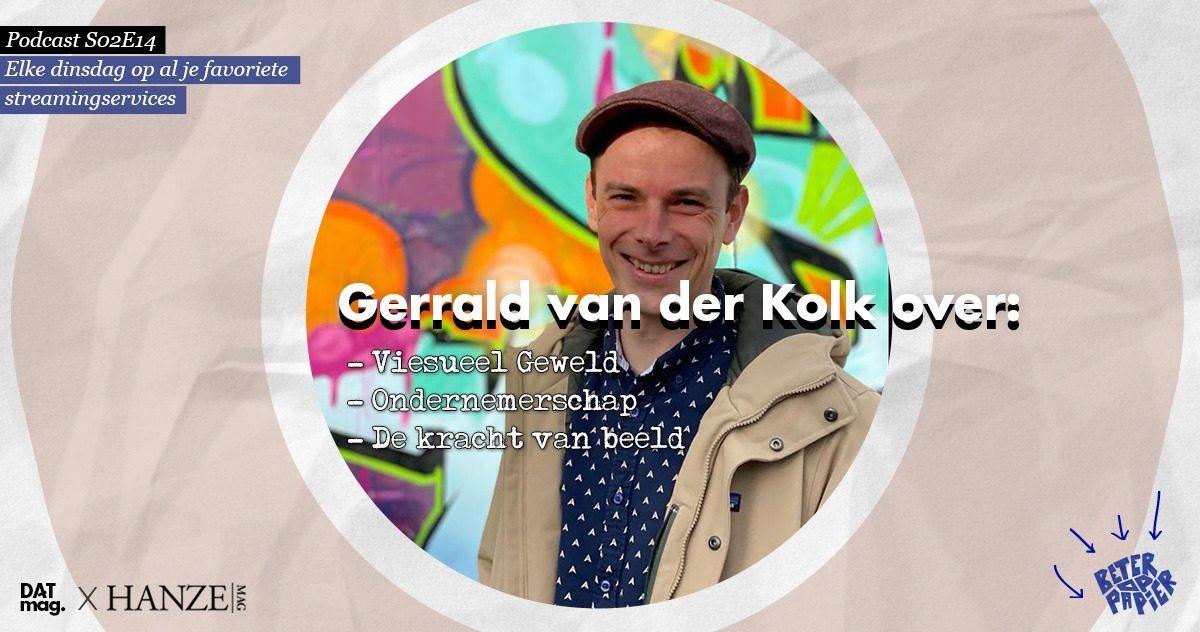 Gerrald van der Kolk DATmag