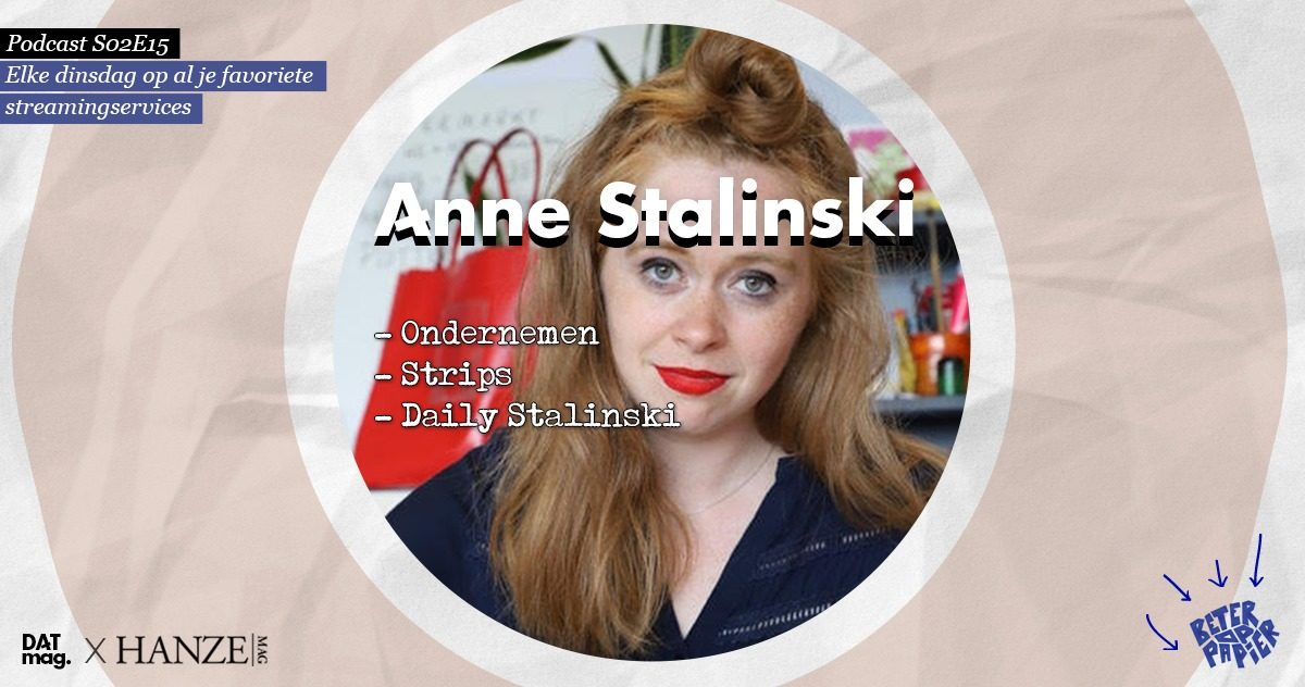 Anne Stalinski strips