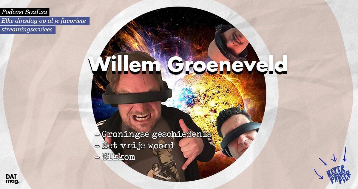 interview Willem Groeneveld