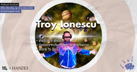 Troy Ionescu DATmag.